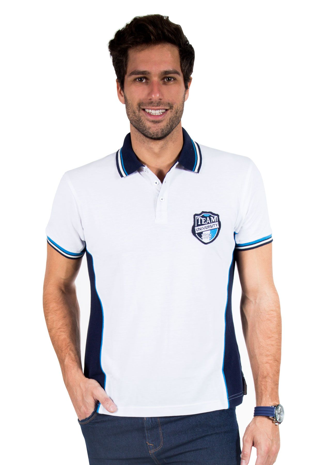 PLAYERA TIPO POLO