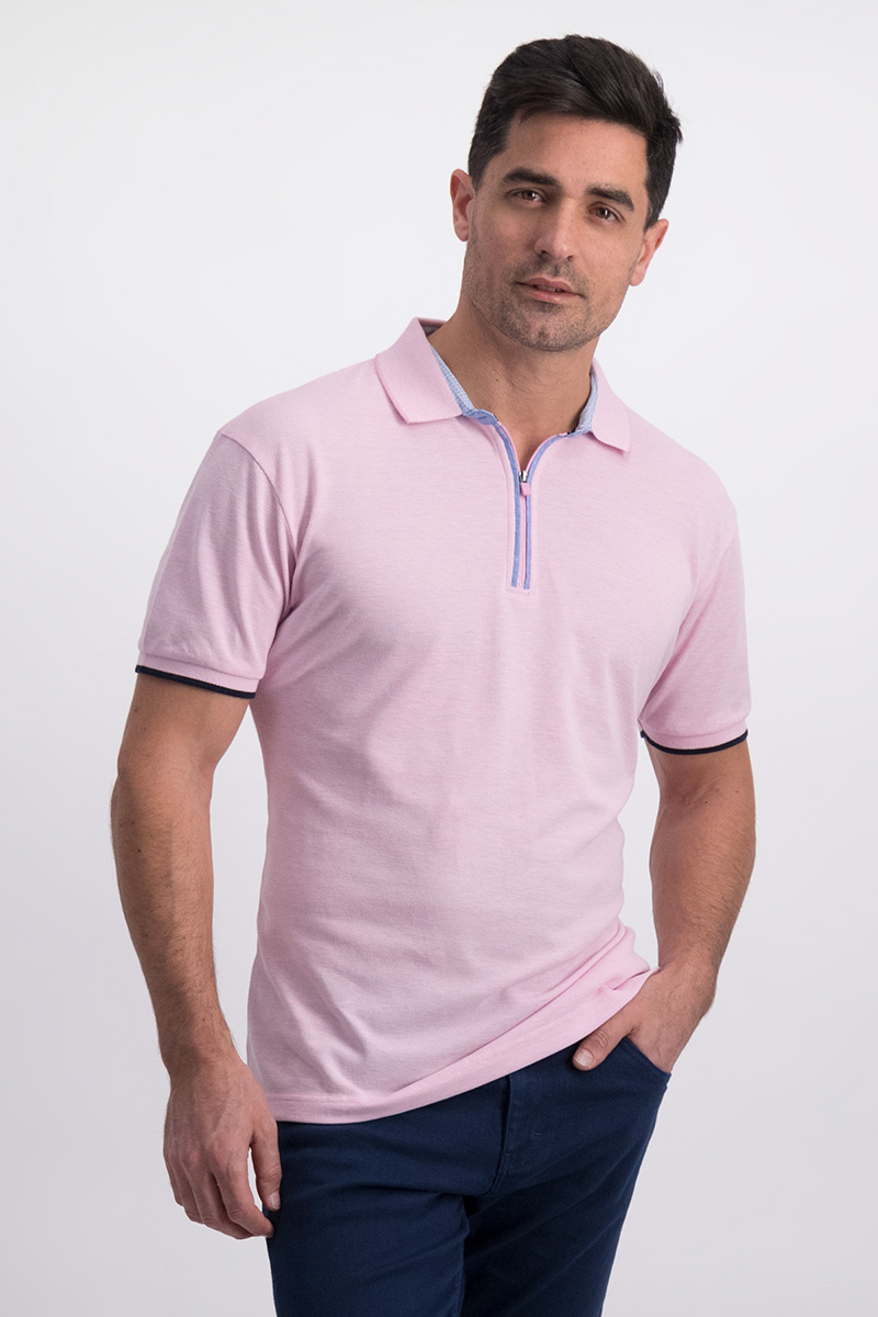 Playera Lmental Rosa