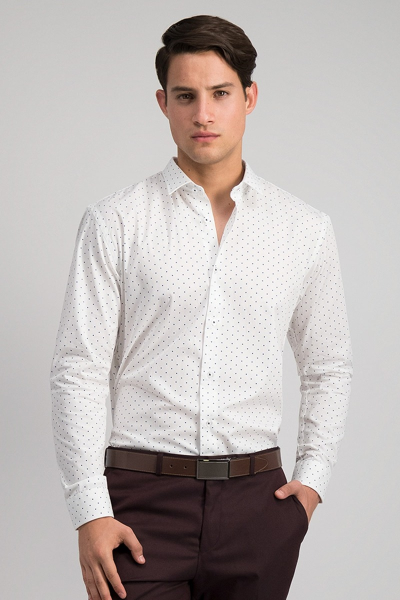 CAMISA DE VESTIR SLIM FIT
