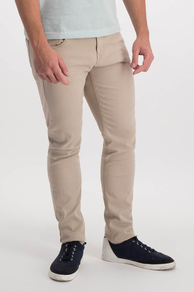 PANTALÓN CASUAL SLIM FIT