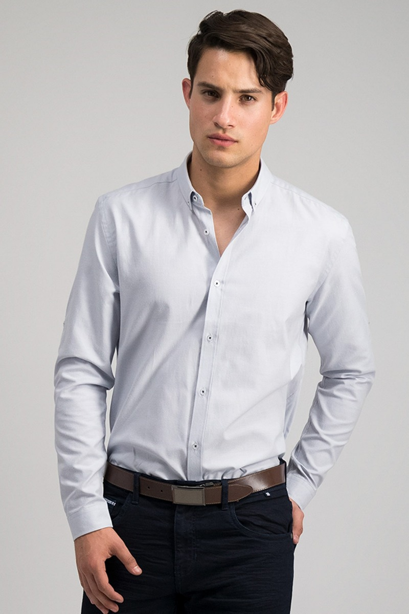 CAMISA CASUAL SLIM FIT