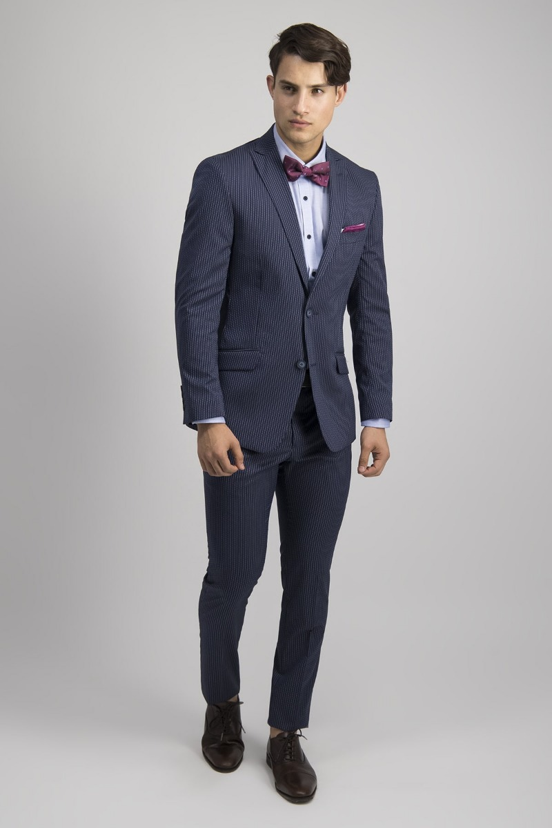 TRAJE DAKOTA SLIM FIT
