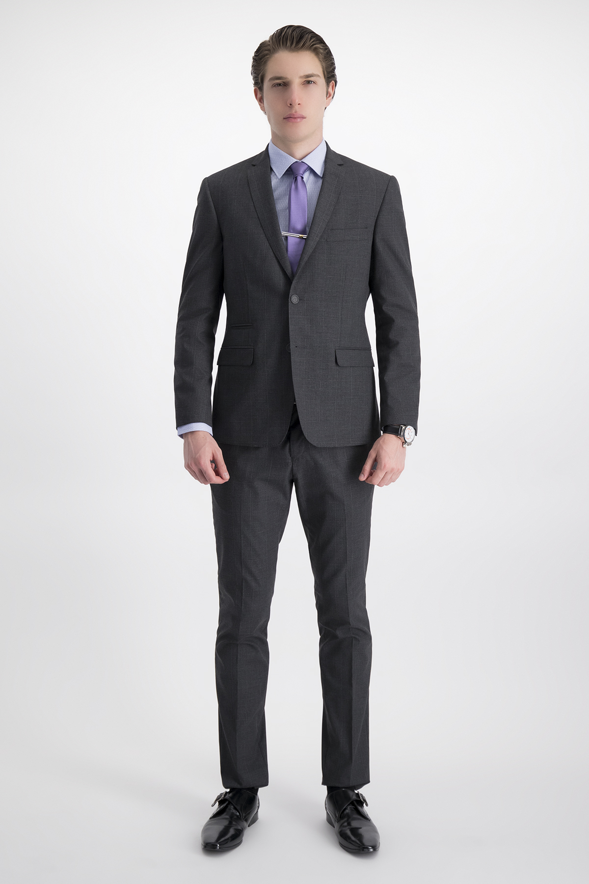 Oxford formal suit